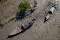 Sundarbans boats, West Bengal